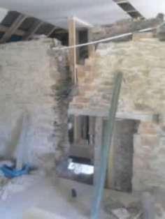 pre- chimney rebuild
